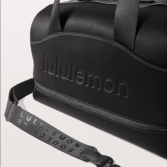 5e06dc90 lululemon athletica Bags | To The Beat Duffel Lululemon X Soul Cycle ...